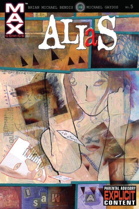 Alias 5 Cover
